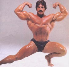 Mike Mentzer!