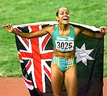 Cathy Freeman claimed her grandmother had been stolen. Wrong!