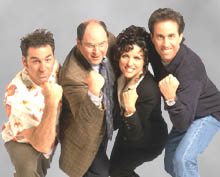 Seinfeld - The BIG show about nothing?